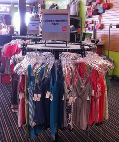 Something is. Teen clothing consignment think, that