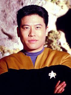 Star Trek: Voyager  Garrett Wang as Ensigh Harry Kim