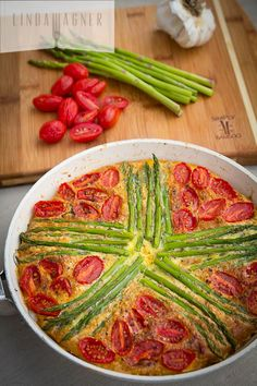Linda Wagner's delicious and easy Healthy Holiday Frittata! {Gluten Free, Dairy Free, Low Carb, Paleo}