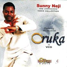 Sunny Neji - Oruka - Video CD