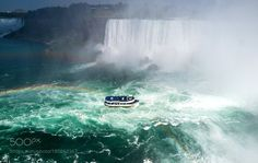 Maid of the Mist by nordberg1