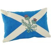 Scottish Flag Pillow
