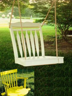 new idea from old chair