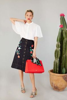Kate Spade pre-fall 2017 - Vogue Australia