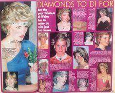 Diamonds to Di for!