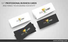Get #professional #business card and make your #brand #identity