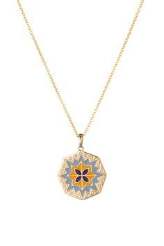 Venta Maty / 17903 / Collares y Colgantes / Oro y Perlas Cultivadas / Colgante Oro Amarillo