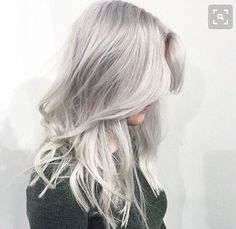If I quit coloring, would mine look like this? Lawd how long would that take to grow out