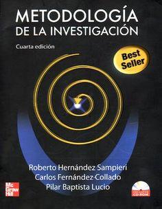 "Cover of ""Sampieri metodologia de la investigacion iiparte"""