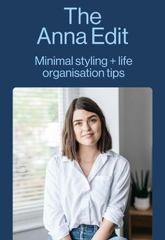 Whether you're creating a capsule wardrobe, looking for some beauty staples or some recipe inspiration. Check out Anna's profile for more.