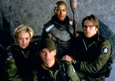Stargate SG-1 : que sont-ils devenus ? [Photos] - telestar.fr