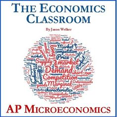 """This is a detailed guide to all the content in the Advanced Placement Microeconomics course. It follows the yet-to-be released AP syllabus (new in 2019), providing detailed explanations, illustrations, examples, and analysis of economic theories directly from the new AP Micro curriculum guide. The text can be used as a teaching guide, class notes, an exam study guide, or as a substitute for a textbook.  If purchasing to distribute to your students, please select """"buy licenses to share"""" and…"""