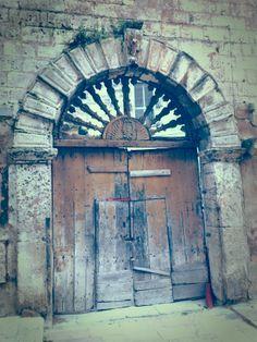 Closed.  Matera_Italy