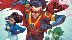 Weird Science DC Comics: Teen Titans Annual #2 Review and **SPOILERS**