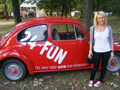 In offline with 24 FUN Timisoara!