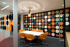 BBC Worldwide Office Interior by Thoughtspace