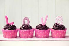 cupcakes para lembrancinhas de noivado