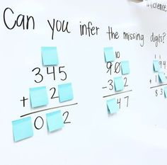 A great math warm-up! Can be easily adapted for a math fact review and used with addition, subtraction, multiplication, and division. Maybe fractions too! #learnmathforadults