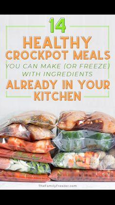 Healthy Crockpot Recipes, Slow Cooker Recipes, Beef Recipes, Crockpot Meals, Vegetarian Recipes, Healthy Chili, Fun Recipes, Healthy Meals, Delicious Recipes