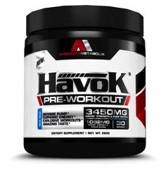 Havok (Subscription): Subscription Products: Your favorite products delivered to your doorstep! Sign-up for a monthly subscription of Exile Super Shock- no contract, no fees! Convenience meets healthy lifestyle. #NuHealth #NuHealthSupps NuHealthLifestyle.com
