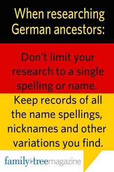 Tips for researching German ancestry Free Genealogy Sites, Genealogy Search, Family Genealogy, Lds Genealogy, Native American History, European History, American Indians, Family Tree Research, Family Roots