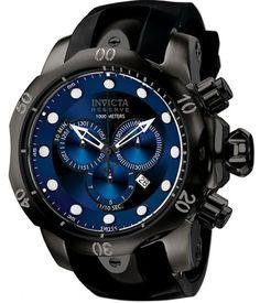 75% Discount: Invicta Men's Gunmetal Ion-Plated Watch