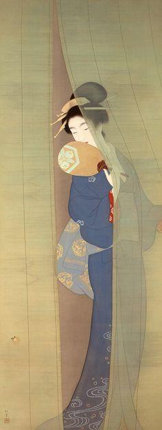 恵比寿で展覧会「松園と華麗なる女性画家たち」 - 上村松園の生誕140周年を記念 - 写真2