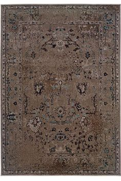 (does machine made = fairly made??) Euphoria Area Rug - Synthetic Rugs - Area Rugs - Rugs | HomeDecorators.com