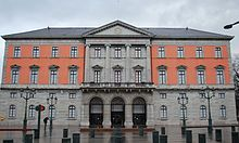 Annecy - Wikipedia, the free encyclopedia  Hotel de Ville (town hall)