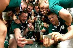 Ireland rugby- my second favorite of the 6 nations!