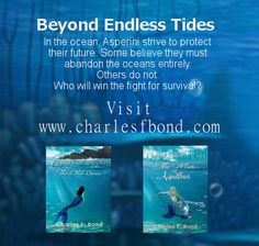 These are the first two novellas of three in, Beyond Endless Tides.