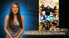 Benicio Del Toro Joins Guardians of the Galaxy - Video Dailymotion