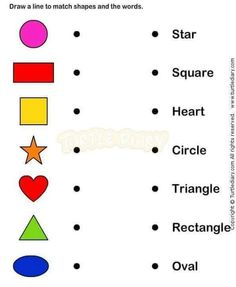 Number Worksheets For Preschool And Kindergarten