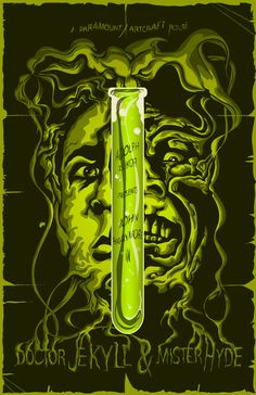 Dr. Jekyll and Mr. Hyde 1920 by 4gottenlore on deviantART