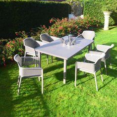 Libeccio 6 Seater Dining Set | Wayfair UK
