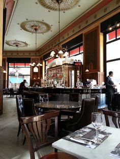 Central Kavehaz (Central Cafe) Budapest #coffeehouse #budapest #centralkavehaz