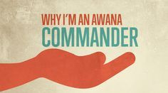 Our Guest Blogger today is Dona Eggar, wife of Awana President/CEO Jack Eggar. I love children. And that is a significant reason to be an Awana Commander. But it isn't the reason I stay engaged in this position. I could love children and make a difference in their lives as a leader. And that's a …