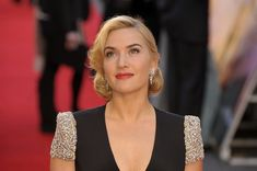 """Kate Winslet's son wants to be an actress.  The 'Ammonite' star has revealed her youngest son, seven-year-old Bear Blaze, has made the """"very serious"""" decision to pursue an acting career, but made Kate """"laugh"""" with his choice of words, as he wants to be an actress, rather than an actor..."""