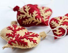 Handmade Christmas Ornament - Christmas Tree Decoration