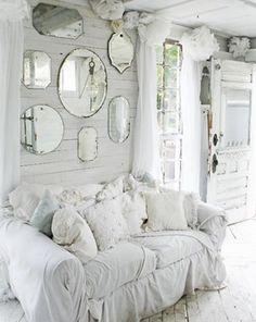 My Little White House - 12 Shabbilicious Instagram Accounts to Follow - Shabby Art Boutique