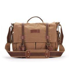 Canvas Camera Bag Outdoor Camera Bags Camera Messenger Bag Camera Crossbody Bags