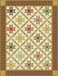 Heavenly Host Christmas Quilt pattern $8.00 on Craftsy at http://www.craftsy.com/pattern/quilting/home-decor/heavenly-host---christmas-quilt/25584
