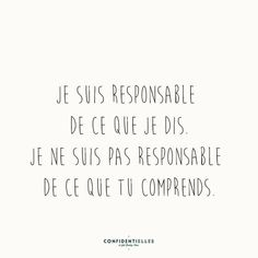the most beautiful proverbs to share: Biitchy José of thought … – Quotes World The Words, Cool Words, Love One Another Quotes, Me Quotes, Funny Quotes, French Quotes, Positive Attitude, Mantra, Sentences