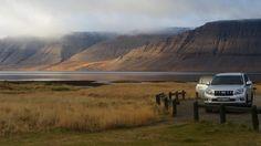 En los #fiordos de #Islandia #Iceland alucinando con las vistas #otoñoenislandia