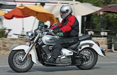 2013 Suzuki Boulevard C50 SE, featured in the June 2013 issue of Rider magazine.