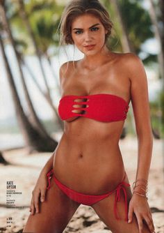 Kate Upton is on the cover of the 2012 Sports Illustrated Swimsuit