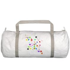 Paintball Mania Gym Bag