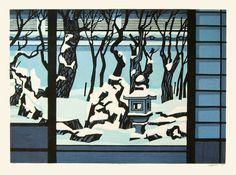 """Winter Garden"" by Karhu, Clifton"