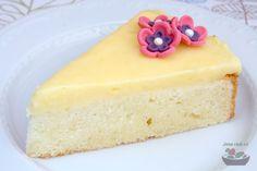 Citronový koláč Gluten Free Baking, Cheesecake, Paleo, Desserts, Recipes, Food, Lemon, Tailgate Desserts, Deserts