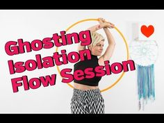 Adding Isolations to Your Hoop Dance Flow - Ghosting Isolation Video Tutorial